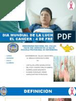 CANCER TERM