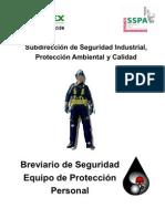 3. Equipo de Protección Personal