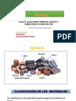 Materiales Ferrosos y No Ferrosos