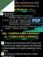 Primera Codificación Concilio de Trento