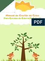 Manual de crise para escolas de ensino infantil