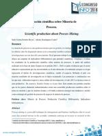 CONGRESO DE MINERIA DE PROCESOS