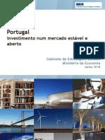 Economia Portuguesa Ambiente de Negócios