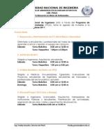 Cursos Libres 2011 Segunda Convocatoria (1)