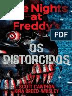 FNAF - Os Distorcidos