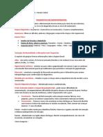 Aula 02 - Diagnóstico em Odontopediatria