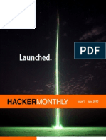 Mashable - Hacker Monthly Issue 1 - For embedding