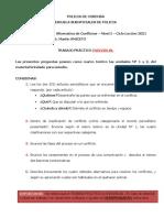 Trabajo Practico MARC I - Ciclo Lectivo 2021
