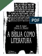 A Bíblia Como Literatura by John B. Gabel, Charles B. Wheeler (Z-lib.org) (1)