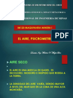 Sesion 01 Im120 El Aire, Psicrometria
