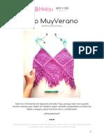 Mi Proyecto Helou - Top MuyVerano ♥