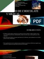Delirio de chocolate y mezcal