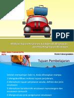 BAB 2. Motivasi, Tujuan Perjalanan Dan Karakteristik Dan Pola Pengeluaran Wisatawan