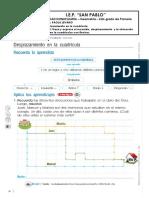 Actividad domiciliaria- Desplazamiento en la cuadrícula (2)