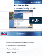 2.1 - IBIS Controller - Creación de Sesión