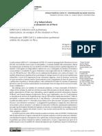 analisis del tbc y covid en el Peru