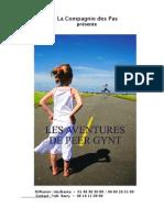 Dossier.Les Aventures de Peer Gynt