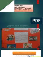 Microproyectos Parcial 4 Lcdo. Wilfrido Chumbay. Los Derechos Humanos y la Cultura de Paz