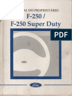Manual f-250 99 4.2 MWM