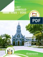 ACUERDO # 007 PLAN DE DESARROLLO PRADERA NOS UNE 2020-2023-