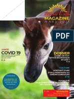 Elikya Magazine Numéro de Mars  2021