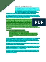 Características del sistema de partidos colombianos