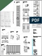 tav. C38 - Dettagli strutturali carpenteria