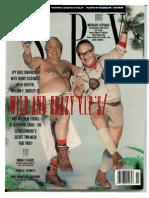 Spy Magazine November 1989