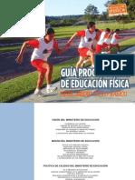 Macrocurrículo de Educación Física Nivel Medio Ciclo Basico con Mesocurrículo Base