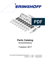 Freedom 2017 Parts Manual