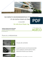CGT 2018 10 Impacts Environnement Batiments