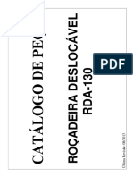 Roçadeira RDA-130
