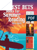 Summer Reading 2011 for Middle/High School