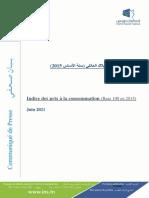 Communiqué de Presse IPC Base 2015 Juin 2021