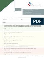 Anamnese- und Einwilligungsbogen zur Schutzimpfung gegen COVID-19 mit Vektor-Impfstoff (PDF)