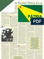 Programa do Partido Pátria Livre - PPL para Internet
