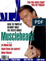 Spy Magazine March 1989