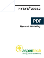 AspenHYSYSDynamicModeling