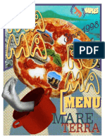 mamaroma-menu