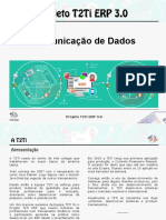 T2Ti-ERP 3 - Comunicação de Dados