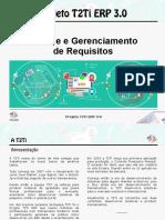T2Ti-ERP-3 - Análise e Gerenciamento de Requisitos