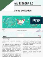 T2Ti-ERP-3 - Bancos de Dados