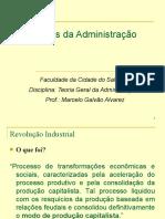 TGA I Marcelo Galvão - 1º Unidade