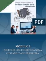 Módulo i - Aspectos Societários Da Nova Contabilidade Brasileira