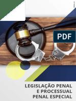 Legislação penal e processual penal