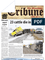 Front Page - March 25, 2011
