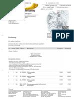 Rechnung Nr. 20210107