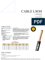 Cable Lsoh