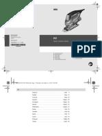 Bosch Pendular saw pst_900_pel