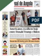 ???Jornal de Angola • edição 03.11.2020♡